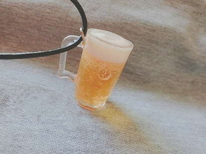 Picture of Beer Pendant Necklace