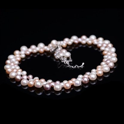 Picture of Single-row Pearl Necklace