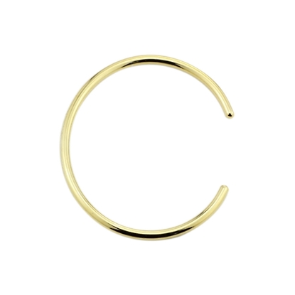Picture of Beadhunter Basics C-shape Bracelet - Gold