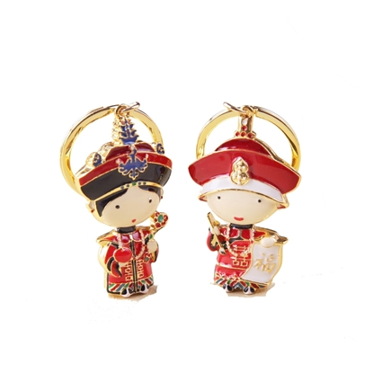 Picture of The Palace Museum Key Chain - The Emperor or Empress